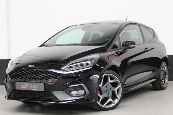 Ford Fiesta 1.5 200pk EcoBoost ST-3 PERFORMANCE PACK