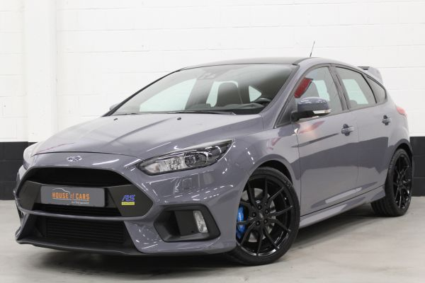 Ford Focus 2.3 400pk Mountune RS